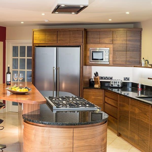 Eaton Stonemasons kitchen worktop