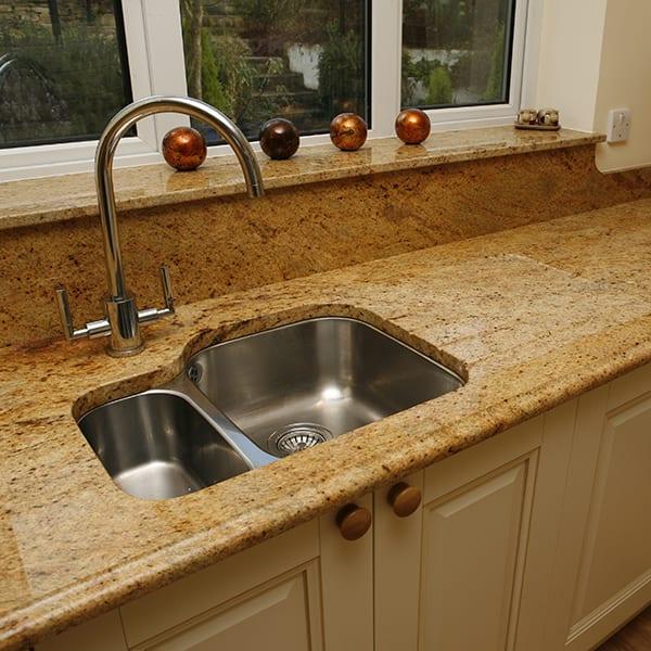 Stone kitchen top