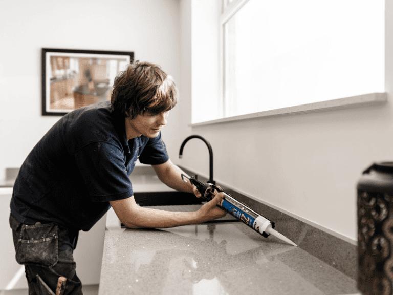 Eaton Stonemasons worktop installers