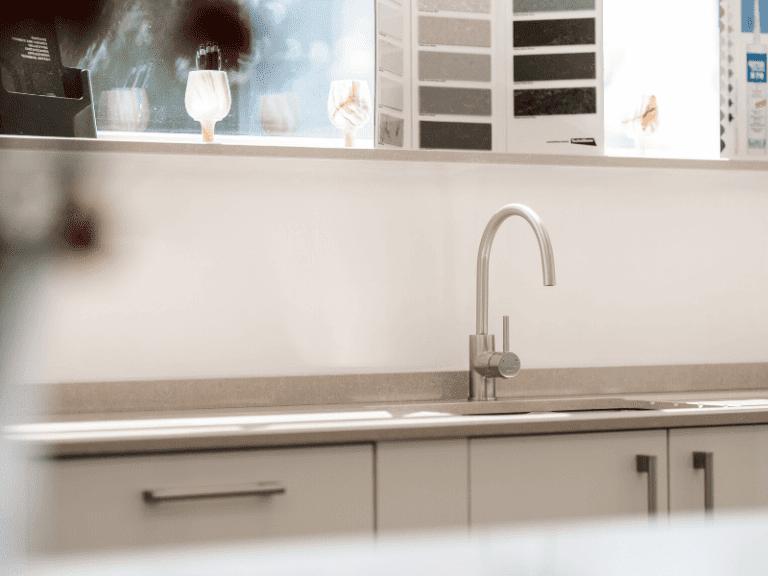 Stone kitchen worktop