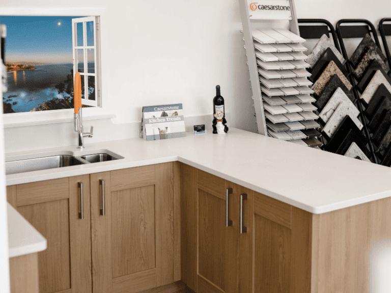 Custom kitchen tops