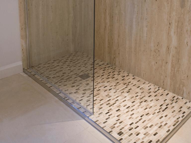 custom bathroom worktop