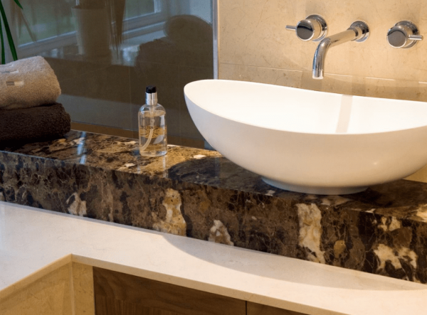A Guide to Bespoke Bathroom Countertops