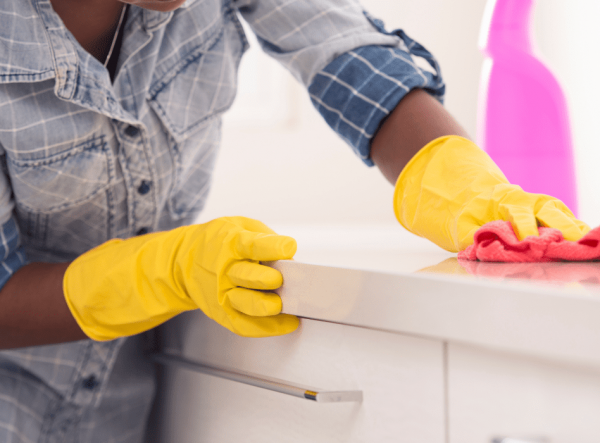 How to clean stone worktops